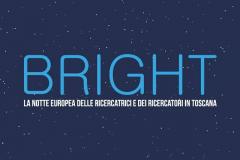 logo bright notte ricercatori