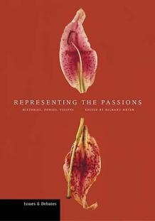Representing the passions copertina