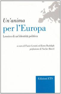 Copertina libro Un'anima per l'Europa